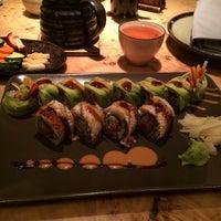 Снимок сделан в Fumisawa Sushi пользователем Marusia_Manechka 3/23/2015