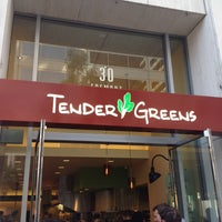 Photo taken at Tender Greens by Kylon on 10/11/2013