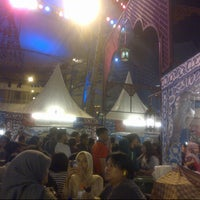 Photo taken at Arabian Night Foodfest 2013 by Ahmed H. on 7/27/2013