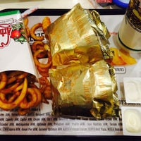 Photo taken at Arby's by Mustafa Y. on 6/6/2015