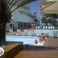 Foto tirada no(a) Hotel Marambaia por Ernani F. em 1/12/2013