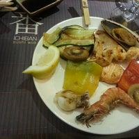 Foto scattata a Ichiban sushi wok da Francisco Z. il 3/8/2014