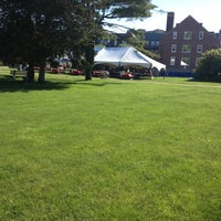 Photo taken at Huron University College by David M. on 6/17/2013