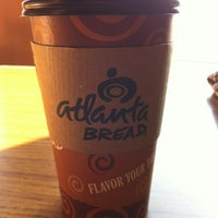 Photo taken at Atlanta Bread Company by Jennifer O. on 2/6/2013