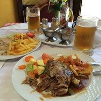 Photo taken at Restaurante Marfil by Евгений И. on 5/15/2014
