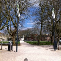 Photo taken at Queen Square by Naeve P. on 5/2/2013