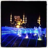 Das Foto wurde bei Ayasofya Hürrem Sultan Hamamı von Şule A. am 7/12/2013 aufgenommen