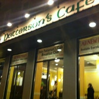 Photo taken at Patterson's Cafe by Nick N. on 10/12/2012