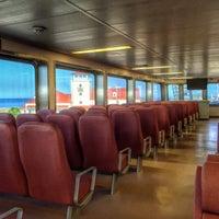Photo taken at Cedar Island Ferry by Nick N. on 10/11/2014