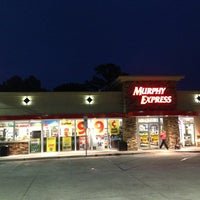 Photo taken at Murphy Express by Nick N. on 1/6/2013