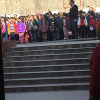 Photo taken at Mithatpaşa İlköğretim Okulu by 👑Tuğba Ö. on 2/26/2016