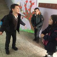 Photo taken at Mithatpaşa İlköğretim Okulu by 👑Tuğba Ö. on 1/12/2016