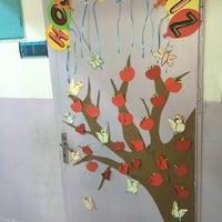 Photo taken at Mithatpaşa İlköğretim Okulu by 👑Tuğba Ö. on 12/24/2015