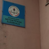 Photo taken at Mithatpaşa İlköğretim Okulu by 👑Tuğba Ö. on 12/16/2015
