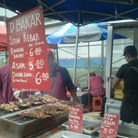Photo taken at Bazar Taman Tun Dr Ismail by nurnadia a. on 8/3/2013