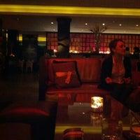 Photo taken at ME Restaurant & Lounge by Joren D. on 12/23/2012