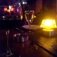 10/14/2014 tarihinde Mert S.ziyaretçi tarafından Grappa Fine Food & Beverage'de çekilen fotoğraf