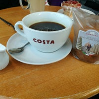 Photo taken at Costa Coffee by Duncan G. on 12/1/2017