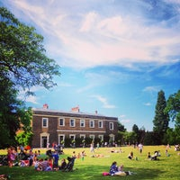 Photo taken at Fulham Palace Gardens by Max H. on 6/30/2013
