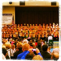 Photo taken at Mooneyham Elementary by Brian C. on 11/22/2013