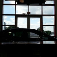 Photo taken at Nyle Maxwell Chrysler Dodge Jeep Ram Supercenter by Melissa G. on 5/2/2014