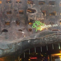 Photo taken at Pohon Inn Hotel by Rumanta N. on 3/9/2013