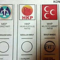 Photo taken at Selçuklu Türk Telekom Mesleki Ve Teknik Anadolu Lisesi by Vugar A. on 6/7/2015