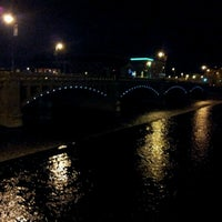 Photo taken at Gillett Bridge by Shelly W. on 11/4/2012