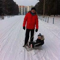 Photo taken at Сосновый бор by Мария М. on 12/15/2013