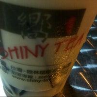Photo taken at Shiny Tea by sierra a. on 11/22/2013