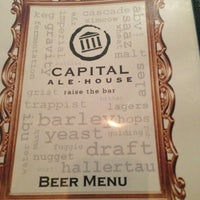Photo taken at Capital Ale House by Anthony P. on 8/8/2013