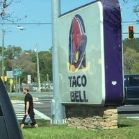 Photo taken at Taco Bell by Ashley G. on 3/4/2017