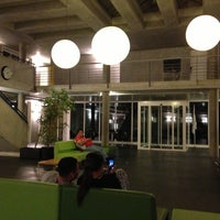 Photo taken at Youth Hostel Lausanne by Alexey Z. on 5/4/2013