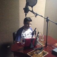 Foto tomada en Radio Fides por Roberto A. el 7/14/2015