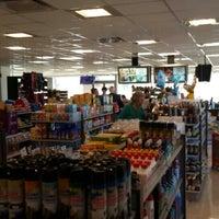 Photo taken at Estacion Shell by Nico N. on 5/30/2014