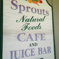 Photo taken at Sprouts Cafe by Kim M. on 10/16/2012