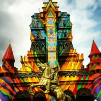 Photo taken at Beto Carrero World by Danilo O. on 2/22/2013