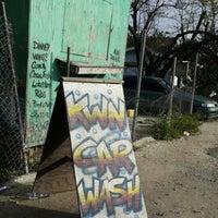 Photo taken at Kwn car wash by Jason X. on 6/9/2013