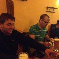 Photo taken at Irish pub by Jaroslav G. on 7/13/2013