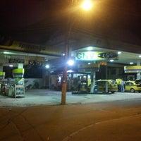 Photo taken at Posto Ipiranga by Gabriel S. on 10/11/2012