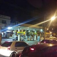 Photo taken at Posto Ipiranga by Gabriel S. on 11/18/2012