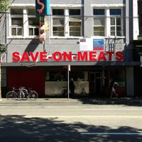 Photo taken at Save On Meats by Jamie K. on 7/28/2013