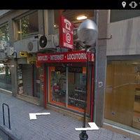 Photo taken at Internet Cafe Locutorio by Gianfranco P. on 8/18/2014