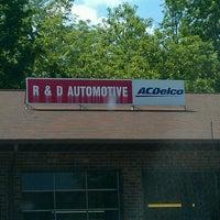 Photo taken at R&D Automotive by Jennifer A. on 5/17/2013