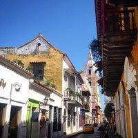 Foto tomada en Centro Histórico de Cartagena / Ciudad Amurallada por Constanza C. el 8/30/2014