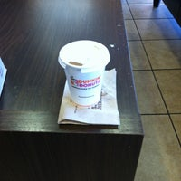 Photo taken at Dunkin' Donuts by Mabel S. on 3/10/2014
