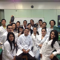 Photo taken at Universidad de Iberoamérica (UNIBE) by Ronald M. on 7/23/2013