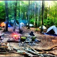 Photo taken at Fort Mountain State Park by Geoff G. on 9/19/2012