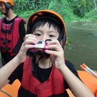 Photo taken at Puri Rafting Adventure by @k1h on 12/19/2015