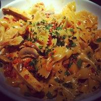 Photo taken at Romano's Macaroni Grill by Karen K. on 8/8/2013